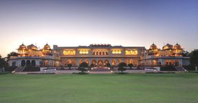 Taj Rambagh Palace Package