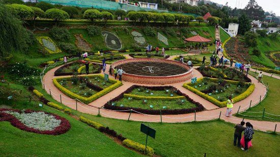 Centenary Rose Garden