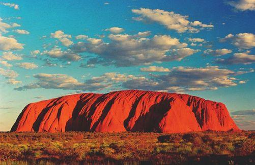 Uluru National Park (ayers Rock), Australia
