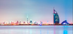 Luxurious Dubai in 4 nights