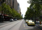 The Art Of Melbourne: Swanston Street