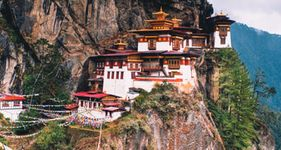 Glimpses of Bhutan by Air - Standard