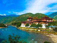 Bhutan Highlights by Air - Premium