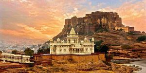 Historical Synopsis of Rajasthan - Luxury