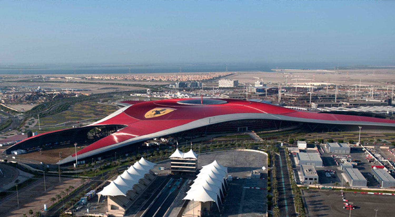 Ferrari World Abu Dhabi Dubai