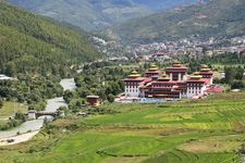 Taste of Bhutan by Air - Standard