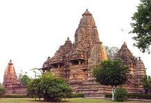 Khajuraho Vaccation With Deluxe Hotels