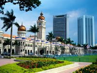 Malaysia with Bali – 7 nights  Package